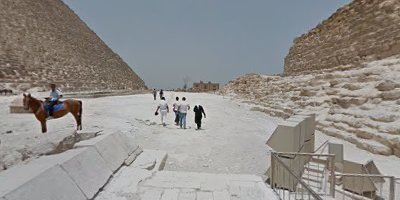El-Hussein Ibn Ali Ln, Nazlet El-Semman, Al Haram, Giza Governorate, Egypt