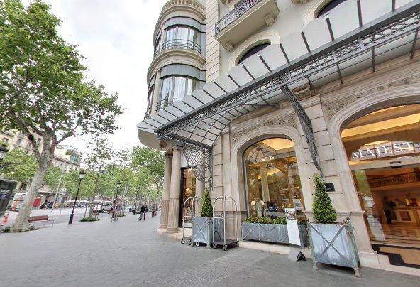Majestic Hotel Spa Barcelona